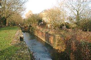 The Lock and Lock House - Canal