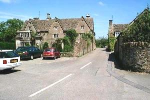 Atkyns Manor & Church Lane