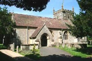 All Hallows Church, South Cerney